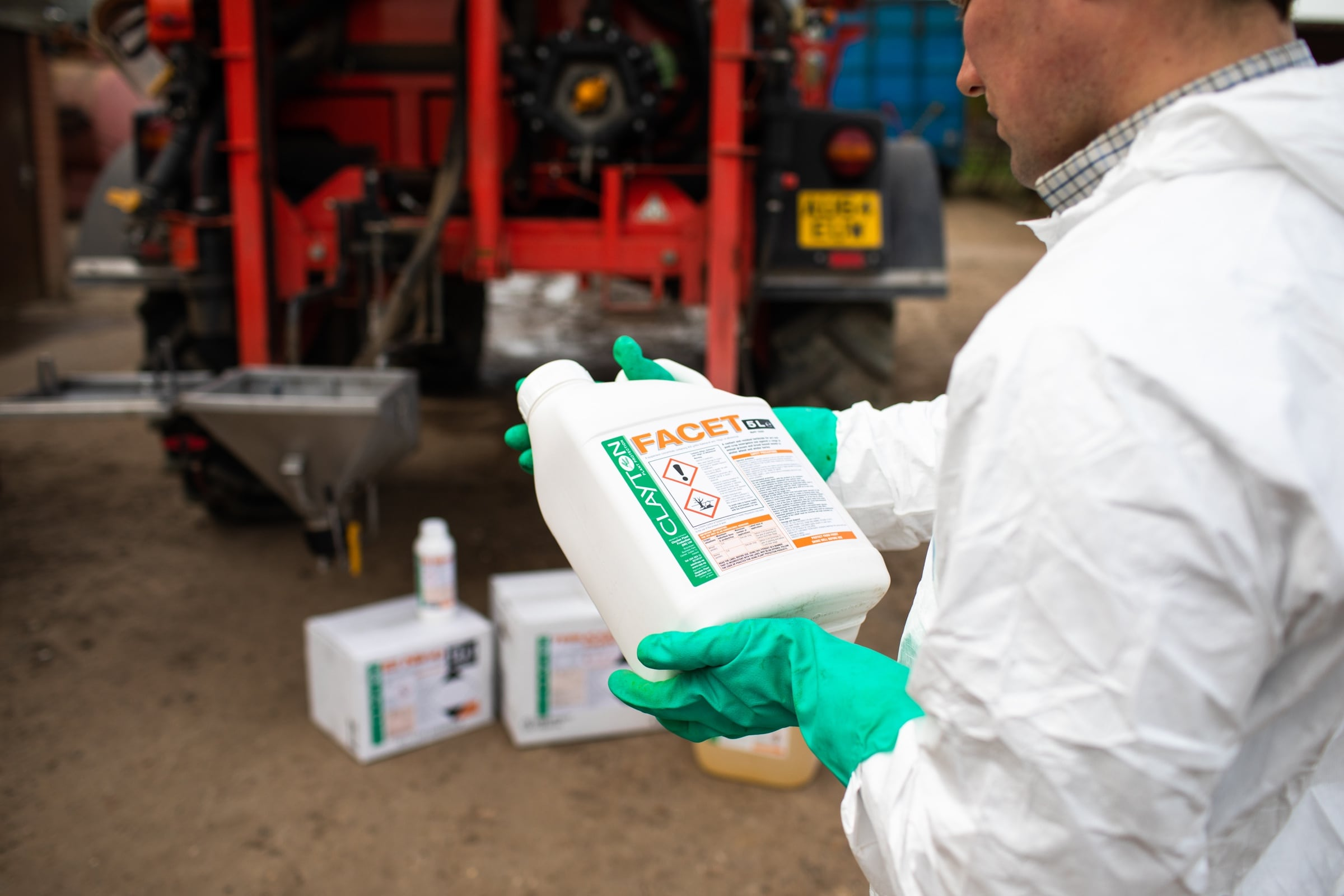Clayton Plant Protection Products
